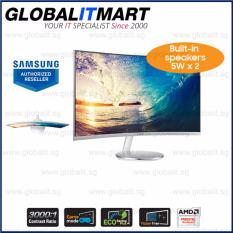 Buy Samsung C27F591F 27 White Curved Monitor Samsung