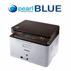Where To Shop For Samsung C480W Wireless Color Multifunction Laser Printer Print Copy And Scan