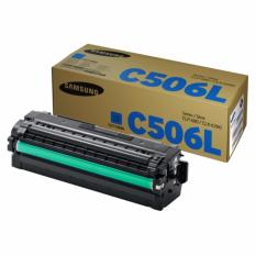 Buy Samsung Clt C506L Cyan Toner Original For Printer Model Clp 680 Clx 6260
