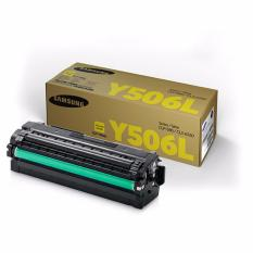 Best Buy Samsung Clt Y506L Yellow Toner For Printer Modelclp 680 Clx 6260