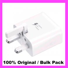 Samsung Fast Charging Wall Charger 3 Pin Bulk Pack Without Cable Promo Code
