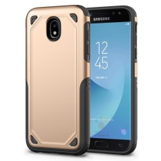 Top Rated Samsung Galaxy J7 2017 J7 Pro Case Mooncase 2 In 1 Anti Slip Hybrid With Soft Rugged Tpu And Hard Pc Anti Scratches Protective Cover As Shown Intl