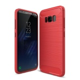 Review Samsung Galaxy J7 Pro Wind Case Carbon Fiber Resilient Tpu Drop Protection Armor Defender Protective Case Cover For Samsung Galaxy J7 Pro Intl Oem
