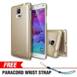 Where Can I Buy Samsung Galaxy Note 4 Case Ringke Slim Laser Cutouts Pc Hard Cover Drop Protection Shock Absorption Technology Scratch Resistant Protective Case For Samsung Galaxy Note4 Intl