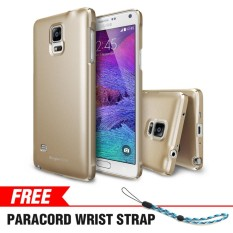 Buy Samsung Galaxy Note 4 Case Ringke Slim Laser Cutouts Pc Hard Cover Drop Protection Shock Absorption Technology Scratch Resistant Protective Case For Samsung Galaxy Note4 Intl Online South Korea