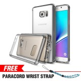 Buy Samsung Galaxy Note 5 Case Ringke Fusion Crystal Clear Pc Back Tpu Bumper Drop Protection Shock Absorption Technology Scratch Resistant Protective Cover For Samsung Galaxy Note5 Intl