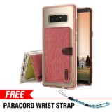 Price Samsung Galaxy Note 8 Case Ringke Fusion Advanced Accessory Kit Attachable Flip Card Holder Crystal Clear Pc Back Tpu Bumper Drop Protection Shock Absorption Technology Scratch Resistant Protective Cover For Samsung Galaxy Note8 Intl On South Korea