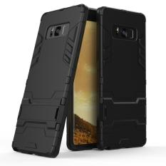 Samsung Galaxy Note 8 Case Shockproof Iron Man Smart Stand Casing