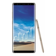 Recent Samsung Galaxy Note 8 Dual Sim 64Gb Lte Maple Gold Intl