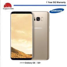 Samsung Galaxy S8 64Gb 1 Year Sg Warranty Cheap