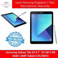 Sale Samsung Galaxy Tab S3 9 7 2017 Wifi Black Silver