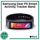 Sales Price Samsung Gear Fit Smart Activity Tracker Band Black