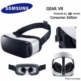 Review Samsung Gear Vr Sm R322 White Samsung On Singapore