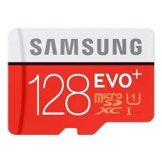 Review Samsung Memory 128Gb Evo Plus Microsdxc 100Mb S Uhs I U3 Class 10 Tf Flash Memory Card Mb Mc128Ga Cn High Speed For Phone Tablet Cemara Koko Shopping Mall Intl On China