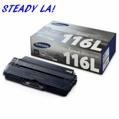 Samsung Mlt D116L Black Toner Original For Printer Model Xpress Sl M2625 2626 2825 2826 2835 M2675 2676 2875 2876 2885 Best Price
