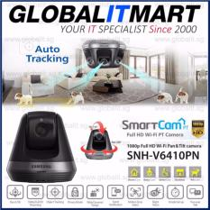 Samsung Snh V6410Pn Smartcam Full Hd Pan Tilt Object Tracking Wifi Ip Camera Singapore