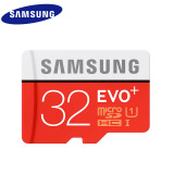 Store Samsung Tf Evo Plus Memory Card 32Gb Uhs I Red White Samsung On China