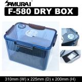 Cheapest Samurai F 580 F580 Blue Dry Box With Silica Gel Pack