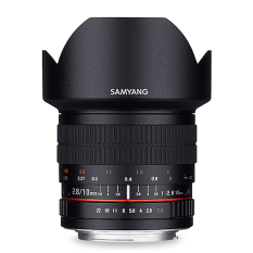 Buy Samyang 10Mm F2 8 As Ncs Cs For Canon Samyang Online