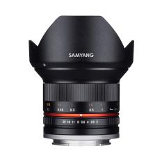 Samyang 12Mm F2 Canon Eos M Mount Ncs Cs Lens For Canon Eos M Mirrorless Camera Lowest Price