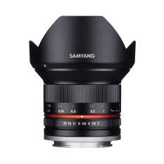 Buy Samyang 12Mm F2 Canon Eos M Mount Ncs Cs Lens For Canon Eos M Mirrorless Camera Samyang Cheap