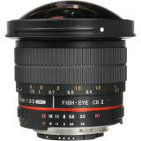 Buy Cheap Samyang 8Mm F3 5 Fisheye For Nikon Ae Detachable Hood