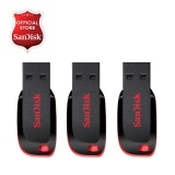 Get The Best Price For Sandisk Cruzer Blade 8Gb Usb2 Flash Drive 3 Pack Bundle Sdcz50