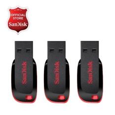 Latest Sandisk Cruzer Blade 8Gb Usb2 Flash Drive 3 Pack Bundle Sdcz50
