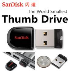 Retail Price Sandisk Cruzer Fit Series Thumbdrive 32G The World Smallest Usb Storage Fast Speed