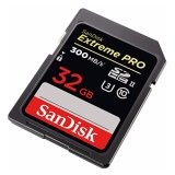 Lowest Price Sandisk Extreme Pro 32 Gb Up To 300Mb S Uhs Ii Class 10 U3 Sdhc Memory Card Intl