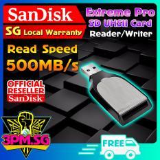 SanDisk Extreme PRO SD UHS-II Card Reader/Writer