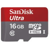 Compare Price Sandisk Ultra 16Gb Class 10 Microsd 48Mb S Sandisk On Singapore