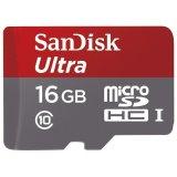 Sandisk Ultra 16Gb Class 10 Microsd 48Mb S Price Comparison