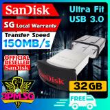 Shop For Sandisk Ultra Fit Usb 3 Flash Drive 32Gb