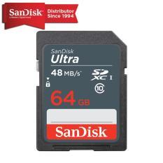 Store Sandisk Ultra Sdxc 64Gb Uhs I Memory Cards Sandisk On Singapore