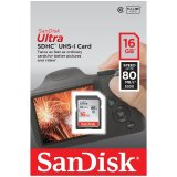 Sandisk Ultra Uhs I Sdhc Class 10 16Gb Sdsdunc 016G Gn6In Shop