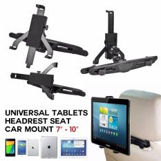 Savfy Universal Tablets Headrest Seat Car Mount 7 10 Black Shop