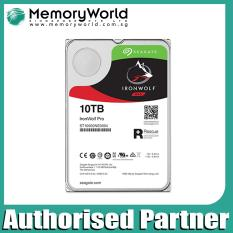 Who Sells Seagate 10Tb Ironwolf Pro 7200 Rpm 256Mb Cache Sata 6 0Gb S 3 5 Hard Drive Cheap