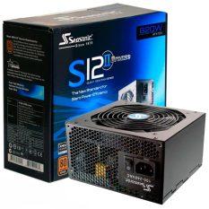 Get Cheap Seasonic S12Ii 620 80 Bronze Power Supply Unit