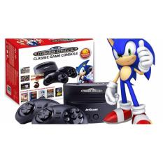 Sega Mega Drive Classic Game Console With 80 Games Sonic Discount