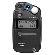 Sale Sekonic L 308S L308Sflashmate Light Meter Black Hong Kong Sar China Cheap