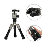 Review Selens 7 To 18 3 Tmini Tripod Stand For Photo Video Canon Nikon Sony Camera Silver Intl On China