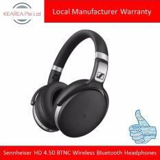 Buy Sennheiser Hd 4 50 Btnc Wireless Bluetooth Headphones On Singapore