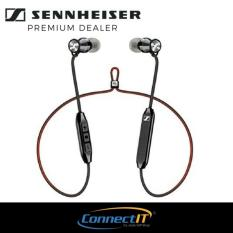 Sale Sennheiser Momentum In Ear Wireless Bluetooth Earphones For Smartphone Singapore Cheap