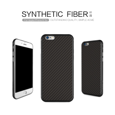 Shop For Sfor Apple Iphone 6S 6 Case Nillkin Original Synthetic Fiber Back Cover High Quality Phone Shell For Apple Iphone 6S 6 With Retail Package Black Intl