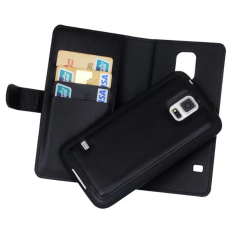 Lowest Price Sfor Samsung Galaxy S6 Edge Multi Function Zipper Wallet Case Tpu Pc Leather Phone Cover Bag For Samsung S6 Edge With Card Holder Black Intl