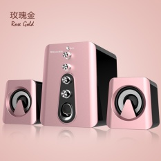 Price Shinco Hc 807 Desktop Laptop Mini Stereo Bass Speaker Hc 807 Intl Online China