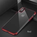 Shining Bling 360° New Shockproof Flip Phone Case Cover For Iphone X Intl Deal