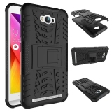 Buy Shockproof Kickstand Case Cover For Asus Zenfone Max Zc550Kl Black On China