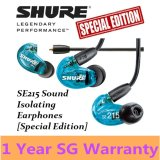 Sale Shure Sound Isolating Earphones Se215 Special Edition Transformer Shure Cheap